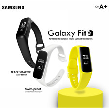 Samsung Galaxy Fit e Activity Trackers - Black / White / Yellow