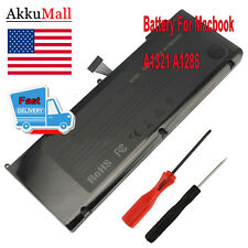 """62Wh Spare Battery A1321 A1286 For Apple MAC MacBook Pro 15"""" MC118*/A MB985*/A"""