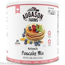 Augason Farms Buttermilk Pancake Mix Emergency Survival Camping RV Food Storage