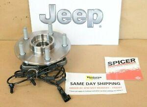 Jeep Wrangler JK Front Axle Wheel Hub Unit Bearing Assembly OEM Spicer 2007-2018