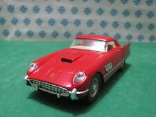 FERRARI 410 S.A. Superfast Pininfarina 1956 Roja - Idea 3