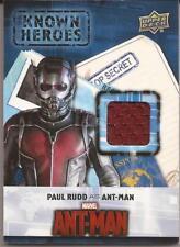 Capitán América Héroes de la guerra civil conocida Walmart recuerdos reliquia KH-am Ant-Man