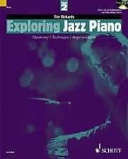 ESPLORANDO JAZZ PIANOFORTE VOL 2 Richards LIBRO & CD