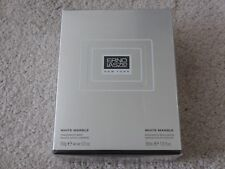 ERNO LASZLO White Marble Treatment Bar 5.3 oz + Radiance Emulsion NEW Sealed Box