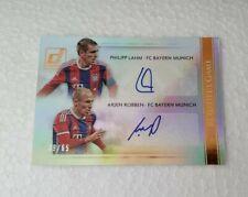 2015 Donruss The Beautiful Game Combo Firme #2 Arjen Robben / Philipp Lahm / 65