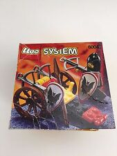 NEW opened box Vintage LEGO SYSTEM 6004 Castle Crossbow Cart with Minifigure