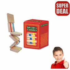 Calming Autism Sensory Toys Jacobs Ladder Special Need Travel Fidget Game ADHD
