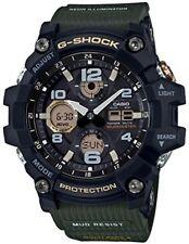 Casio G-SHOCK GWG-100-1A3JF MUDMASTER Atomic Radio Solar Watch from JAPAN F/S