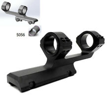 "Tactical Scope Mount 1"" 30mm Dual Ring Cantilever Heavy Duty Rail for Picatinny"