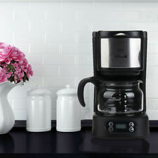 Restaurant Coffee Maker Commercial Coffee 5 Cup Pot Programmable Machine
