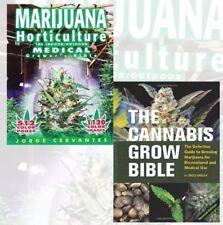 Cannabis Grow Bible & Medical Marijuana Growers Book (READ FULL DESCRIPTION) **