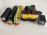 Vintage Ertl Thomas The Tank Engine Job Lot Of Trains Collectible Bundle