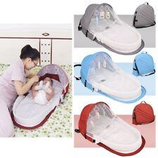 Lit pliant pour bébé lit voyage moustiquaire pour bébé SC