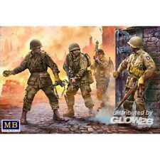 Master Box Ltd. 1:35 US Paratroopers, Europe, 1944-1945