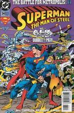 Superman - Man of Steel (1991-2003) #34