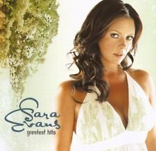 SARA EVANS CD - GREATEST HITS (2007) - NEW UNOPENED - COUNTRY