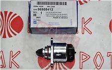AVEO T250 STEPPER MOTOR 1.2 DOHC 96958412 96853920 GM GENUINE