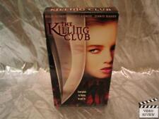The Killing Club VHS Traci Lords Julie Bowen Dawn Maxey