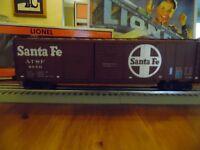 Lionel 6-27218 ATSF Double-Door Boxcar with End Doors
