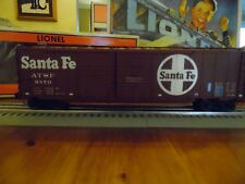 Lionel 6-27218 ATSF Double-Door Boxcar with End Doors
