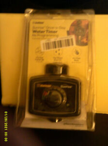 Melnor Sunrise Morning Once A Day Watering Automatic Lawn Garden Water Timer