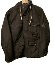 Burton Men's Dry Ride Dhaka Sherpa Lined Jacket Size XL