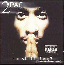 2Pac - R U Still Down [New CD] Explicit