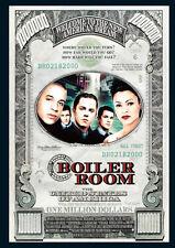 Boiler Room Vin Diesel Repro Film POSTER