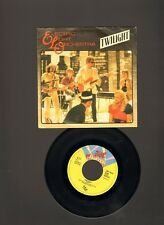 """Electric Light Orchestra TWILIGHT 7"""" Single ELO Julie Don't Live Here 1981"""