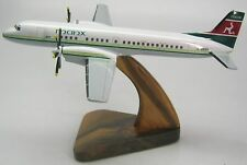 BAe ATP Manx Airlines Airplane Desktop Kiln Dried Wood Model Regular New