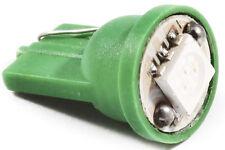 *USA SELLER* (5X) GREEN 194 168 T10 W5W SMD1 5050 LED CAR LIGHT BULB