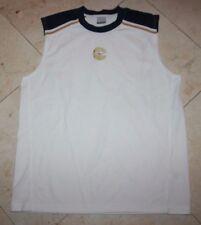 Men's NIKE Sleeveless Basketball Jersey/Top White - Large