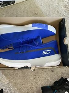 Under Armour Steph Curry 3ZER0 III Shoes UNISEX Size 8  No Lid NWB 🔥