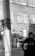 Early 1960's Kensington Market Older Woman Toronto Orig. B&W 35mm Film Negative