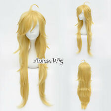 Panty and Stocking Anarchy Yellow Blonde 90CM Long Wavy Hair Anime Cosplay Wig