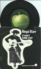 Ringo Starr:It don't come easy/Early 1970:UK Apple:1971
