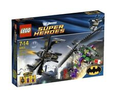 LEGO Super Heroes Batwing Battle Over Gotham City (6863) retired product