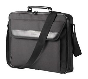 Trust Atlanta Carry Bag for 17.3-Inch Laptops - Black