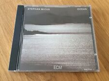 "Stephan Micus ‎""Ocean"" CD ECM ECM 1318 GERMANY"