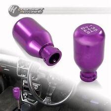 JDM Purple 5 Speed Manual Aluminum Gear Stick Shift knob Race Shifter For Toyota