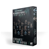 Blackstone Fortress Servants of the Abyss Warhammer 40K