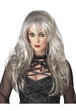 Sexy Fallen Angel Halloween Costume Wig (Grey)