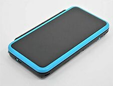 Nintendo 2DS LL Console System Japanese Version Black x Turquoise good