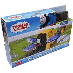 Thomas & Friends TrackMaster Diesel Tunnel Blast Die-cast Engine Track Ages 3+