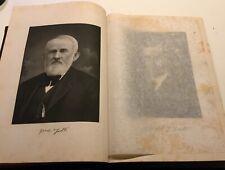 Antique Book Venango County Pennsylvania Her Pioneers & People Family Biography