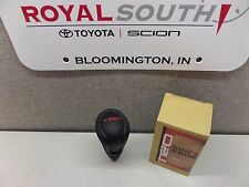Toyota Tacoma Scion tC iQ TRD Leather Shift Knob Genuine OE OEM Accessory