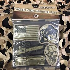 NEW Dye 2011 Tactical Prestige Patch Kit - Emblem