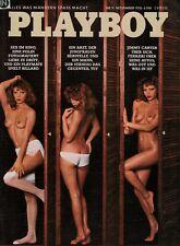 Playboy 11/1976 November, DORIS ANDERS, Corinne Clery, David Bowie, GUTER ZUS.!