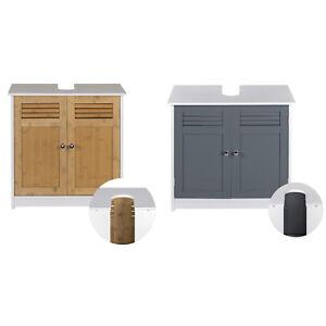 Badschrank Kommode Unterschrank Waschbeckenunterschrank Badezimmermöbel Badmöbel