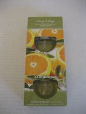 Citrus & Sage Electric Home Fragrance Oil 2 Refill 665098818076 NWIB
